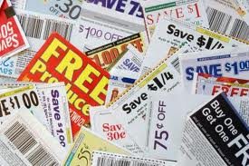 Post image for Coupons in the Mail
