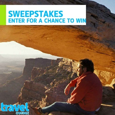 travel channel sweepstakes 2012