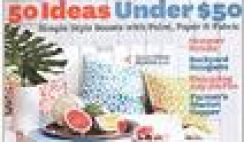 Free 1-Year Subscription to Better Homes and Gardens