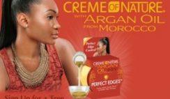 Free Crème of Nature Perfect Edges Sample