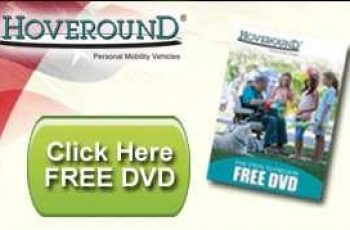 Free DVD and 5 Steps to Freedom Kit by Hoveround