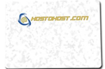 Free Mouse Pad from Hostohost