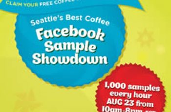 Free Seattle's Best Coffee Sample TODAY