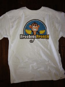 Freebies Frenzy Free T-Shirt Giveaway Winners List