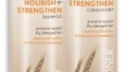 Free Aveeno Nourish + Strengthen Hair Care Collection Sample