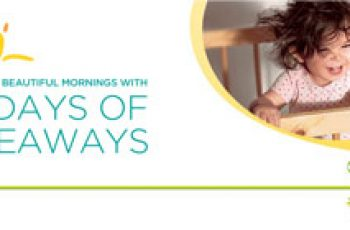 Pampers' Millions of Beautiful Morning Moments Sweepstakes