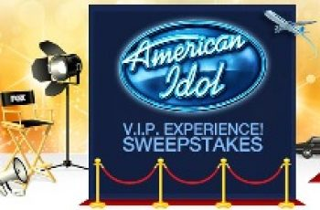 American Idol VIP Experience Sweepstakes