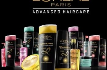 Free L'Oreal Paris Advanced Sample