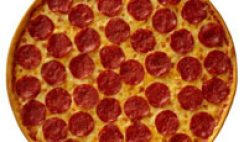 Free Slice of Pepperoni Pizza from Sbarro