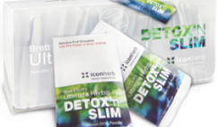 Free Ultimate Herbal Detox 'n Slim Sample