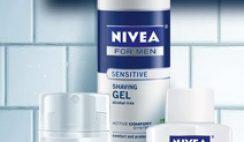 Free Nivea for Men Shave Gel Sample