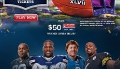 Pepsi & Tostitos' Make Your Game Day Official Sweepstakes
