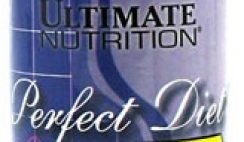 Free 30-Pill Ultimate Nutrition Perfect Diet Sample