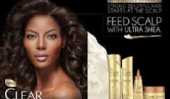Free Clear Ultra Shea Shampoo & Conditioner Samples