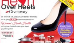 Spa Week's Heart Over Heels Sweepstakes