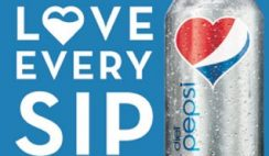 Ellen's Diet Pepsi Love Every Sip Contest