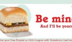Free Burger or Chicken Sandwich at Krystal