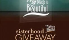 Free My Black Is Beautiful Mirror Cling