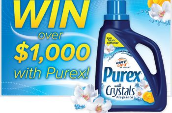 Purex's Experience the Enchantment Sweepstakes