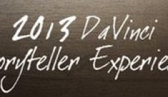 2013 The DaVinci Storyteller Experience Contest