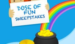 Children's Advil's Dose of Fun Sweepstakes