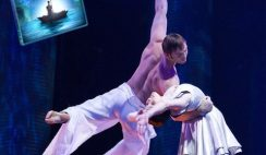Win Cirque du Soleil: Worlds Away Plus a Trip to Vegas Sweepstakes