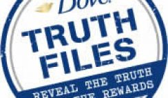 Dove's Truth Files Reveal the Truth Reap the Rewards Instant Win Game
