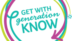 Kotex's Get With Generation Know Sweepstakes