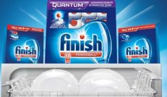 Free Finish Dishwashing Sample