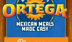 Ortega Tacos' Mexican Meals Made Easy Sweepstakes