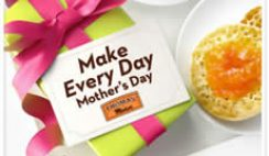 Thomas' English Muffins' Make Every Day Mother's Day Instant Sweepstakes