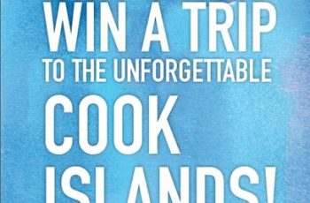 Container Store's Unforgettable Cook Islands Sweepstakes