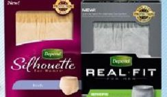 Free Depend for Men Sample