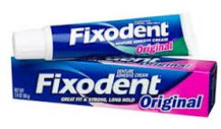 Free Fixodent Sample
