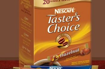 Free Nescafe Taster's Choice Sample