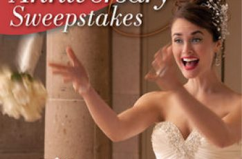 Mary's Bridal's 30th Anniversary Celebration Sweepstakes