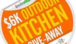 Bob Vila's 6K Outdoor Kitchen Give-away