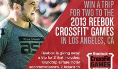 Eastbay's Win a Trip to the 2013 Reebok CrossFit Games Sweepstakes