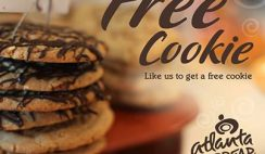 Free Atlanta Bread Cookie Coupon