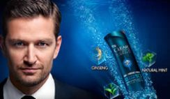Free Clear Men Scalp Therapy Sample