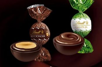 Free Boule from Lindt Chocolate
