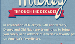 Old Navy's Magical Tour Sweepstakes