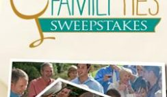 Carlo Rossi's Family Ties Sweepstakes