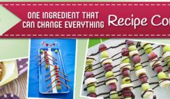 Grapes from California's One Ingredient Can Change Everything Recipe Contest
