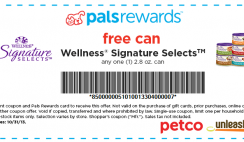 Free Wellness Signatures Selects Coupon
