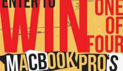 Tilly's Win A MacBook Pro Sweepstakes