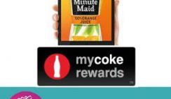 My Coke Rewards' Apple iPad Mini Sweepstakes
