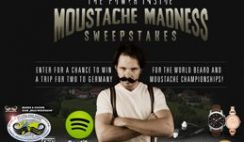 Intel and Toshiba's The Power Inside Moustache Madness Sweepstakes