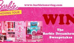 Mattel's Barbie Dreamhouse Sweepstakes