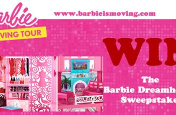 Mattel's Barbie Dreamhouse Sweepstakes